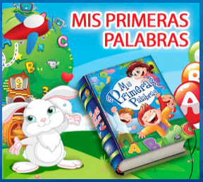 """Cartel """"Mis Primeras Palabras"""""""