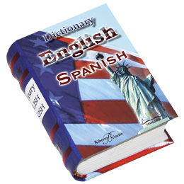 DICTIONARY ENGLISH SPANISH